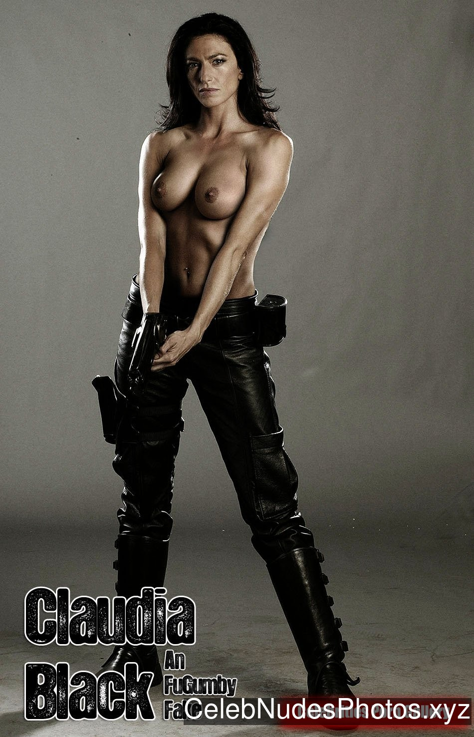 Claudia Black Celebs Naked sexy 2