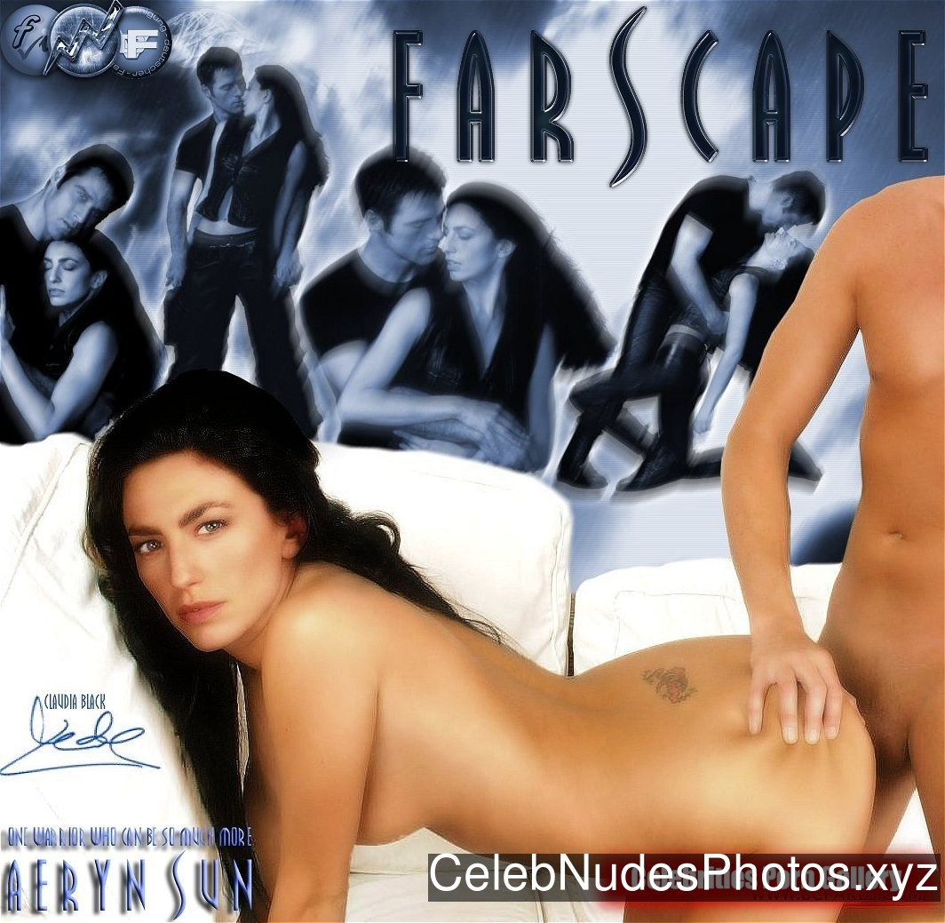 Claudia Black Celebrities Naked sexy 4