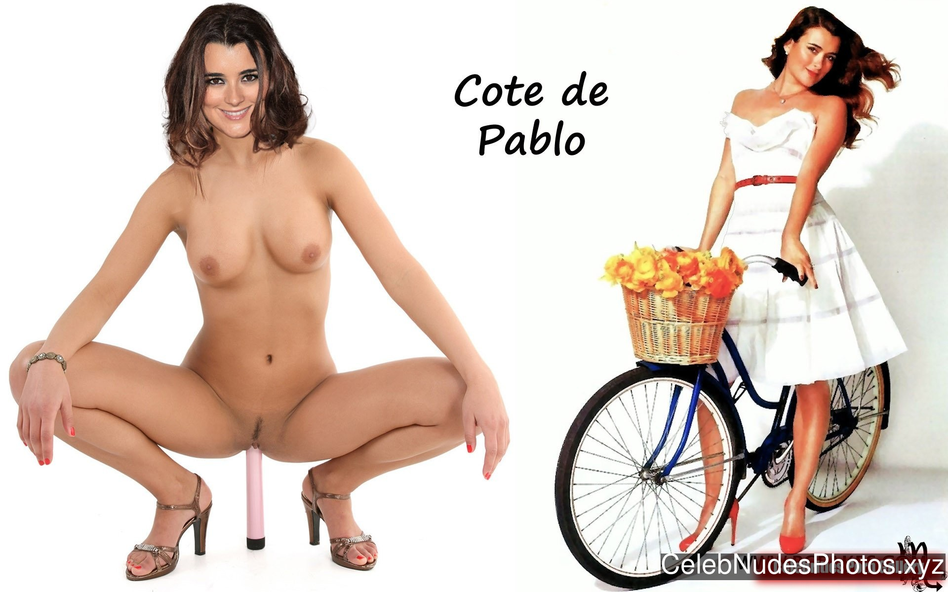 naked pictures of cote de pablo