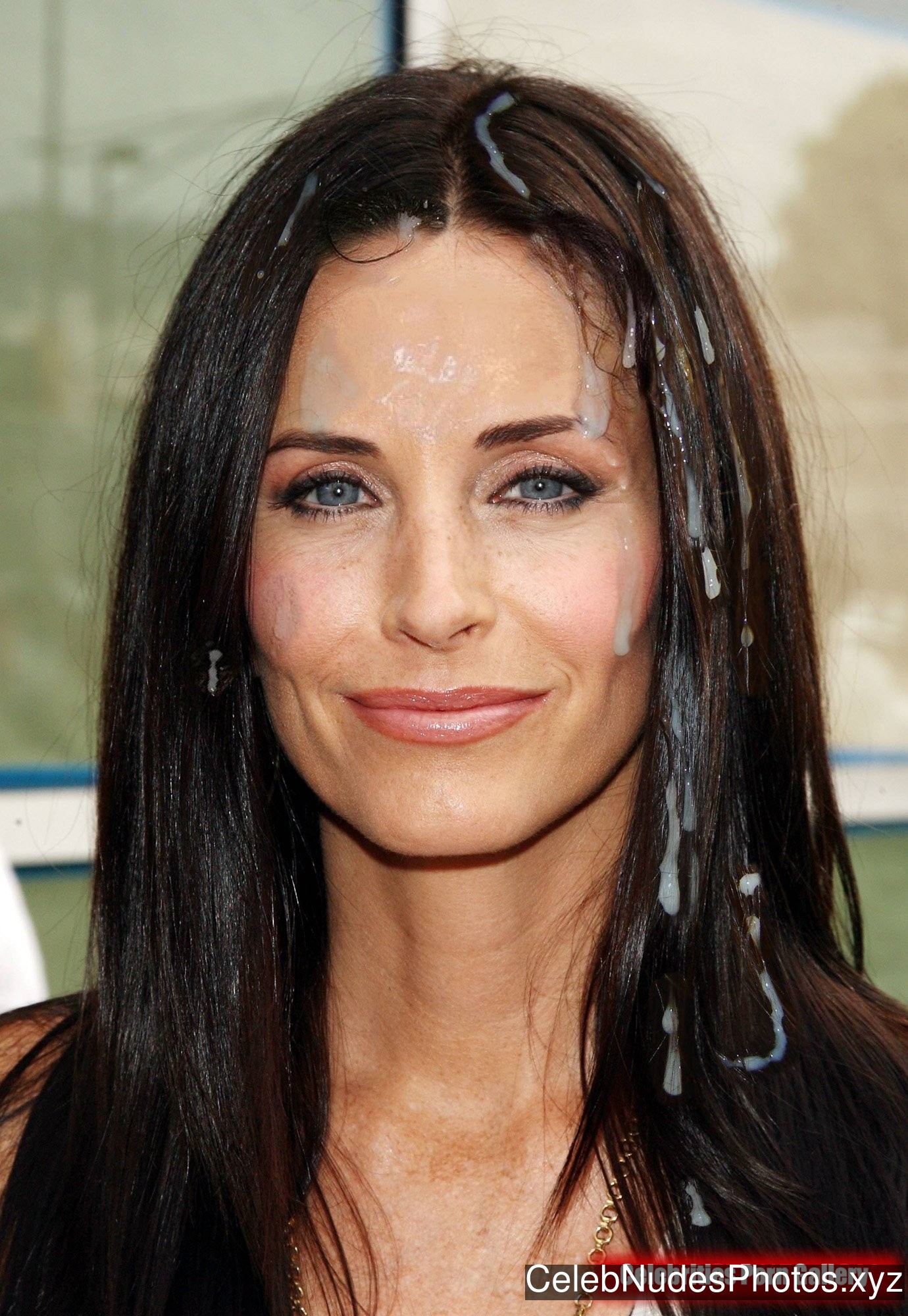 Courteney Cox Real Celebrity Nude sexy 7