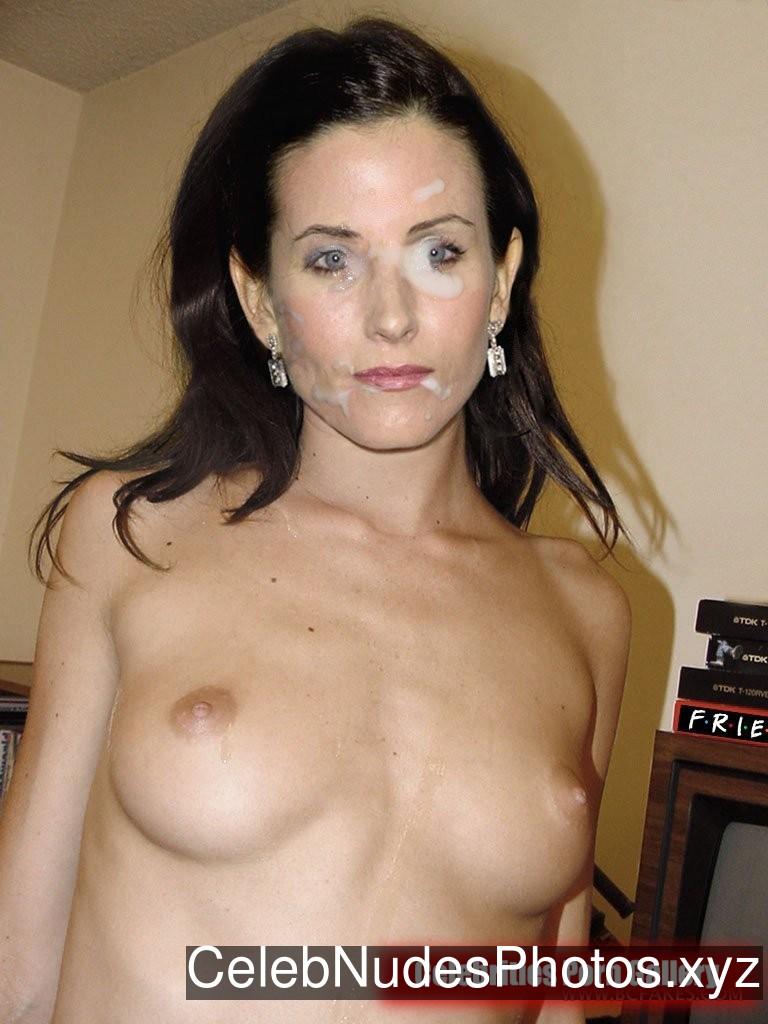Courteney Cox Newest Celebrity Nude sexy 12