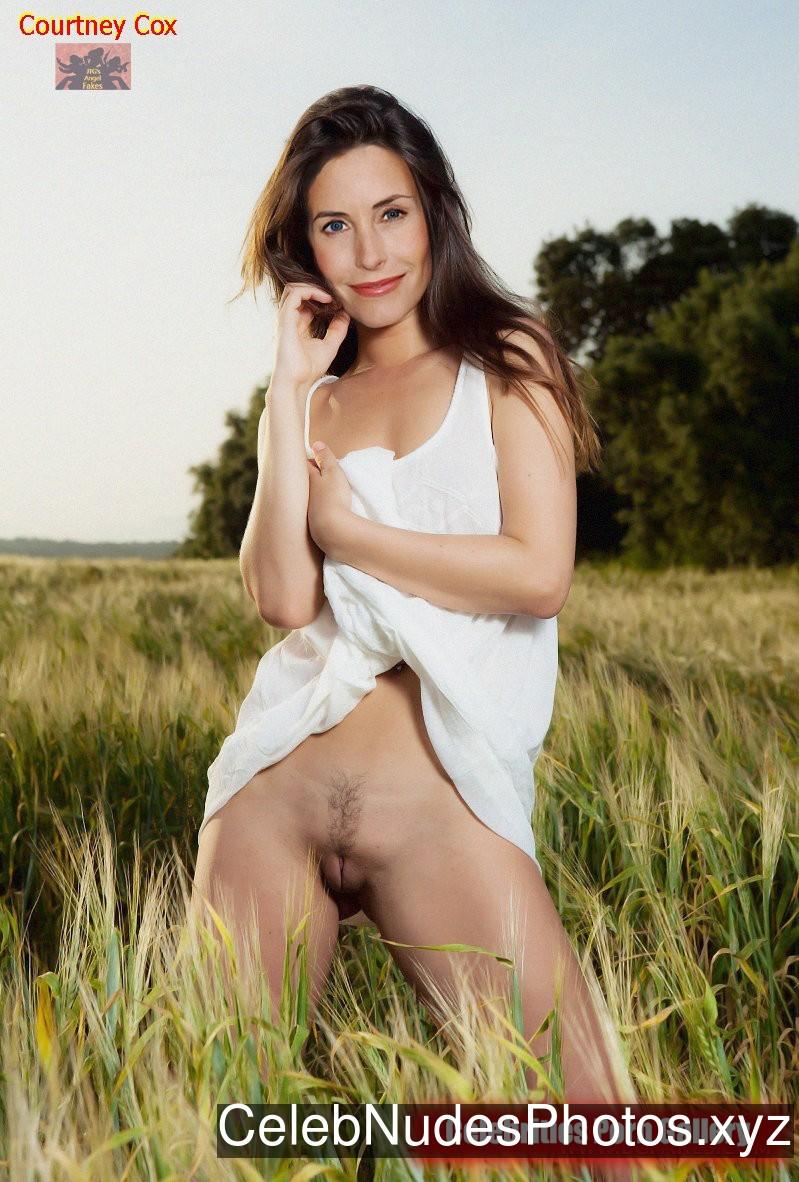 Courteney Cox Nude Celeb sexy 29