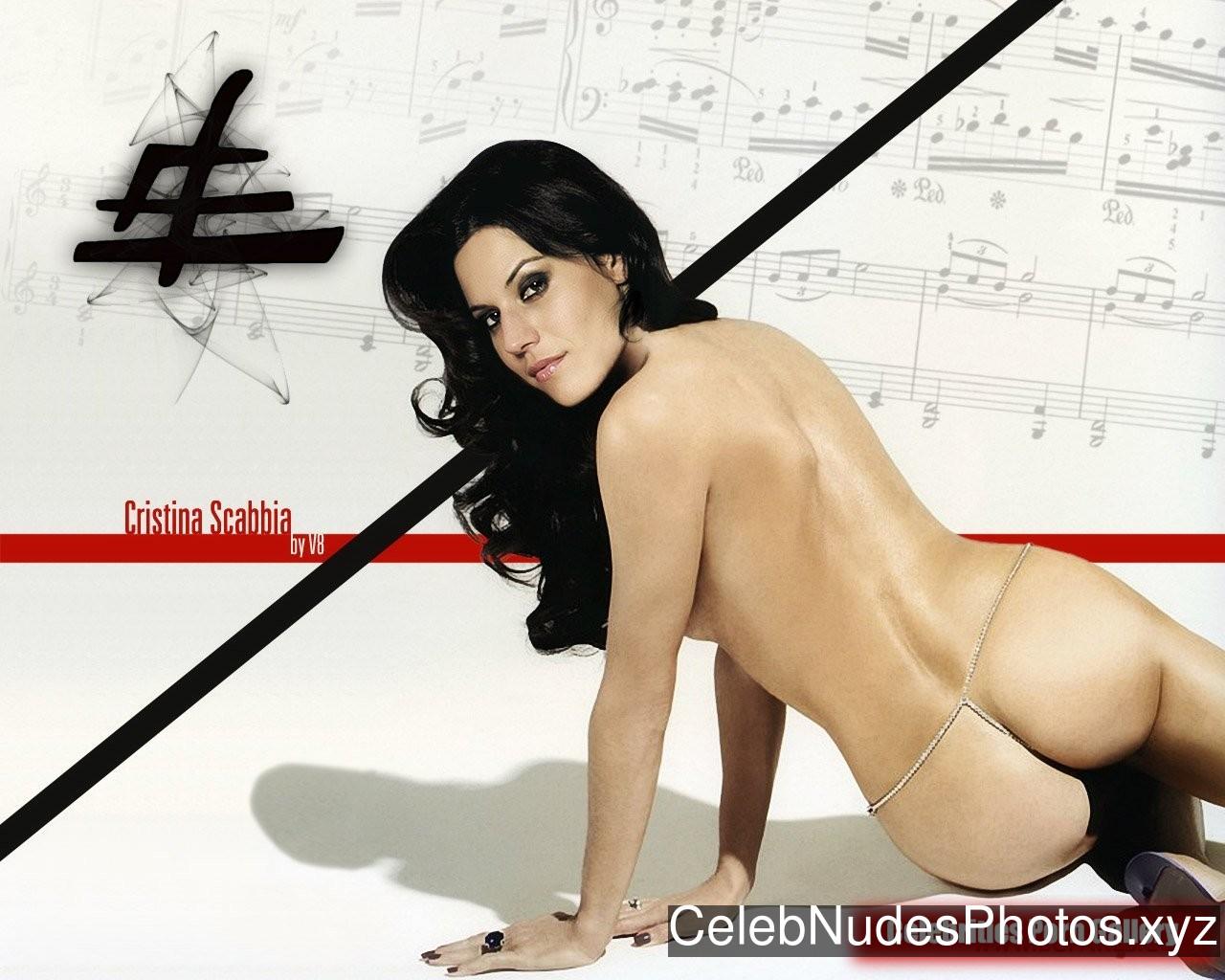 Cristina Scabbia Nude Celeb sexy 2