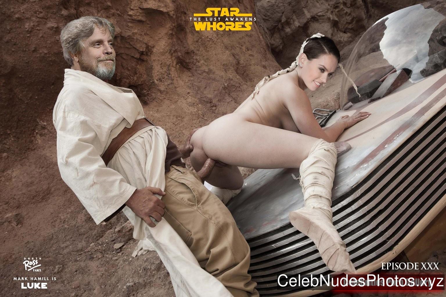 Daisy Ridley Celeb Nude sexy 16