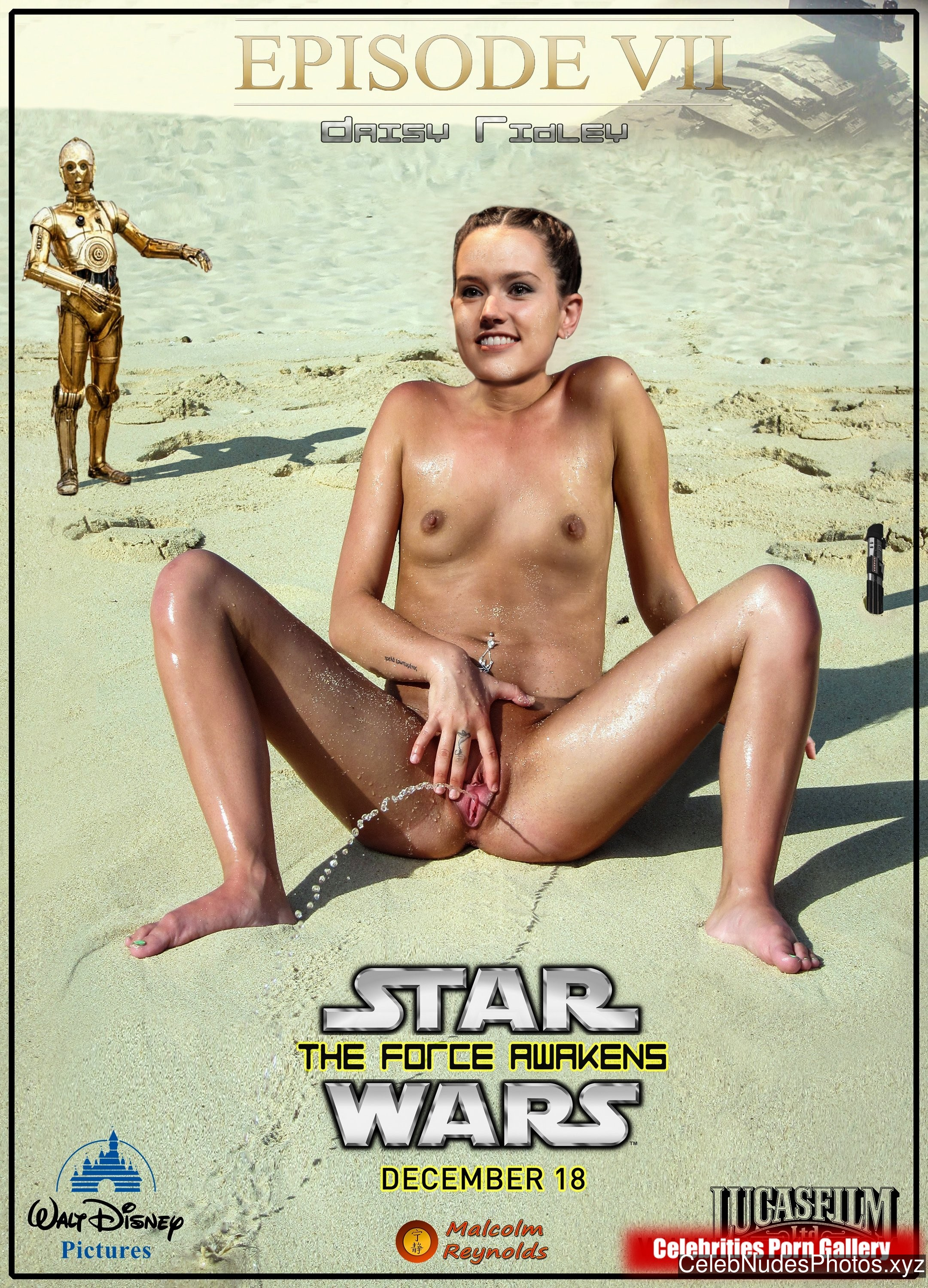 Daisy Ridley naked celebrity pictures