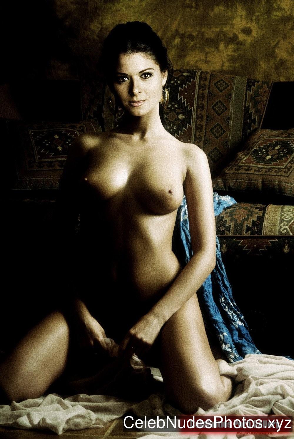 Debra messing naked