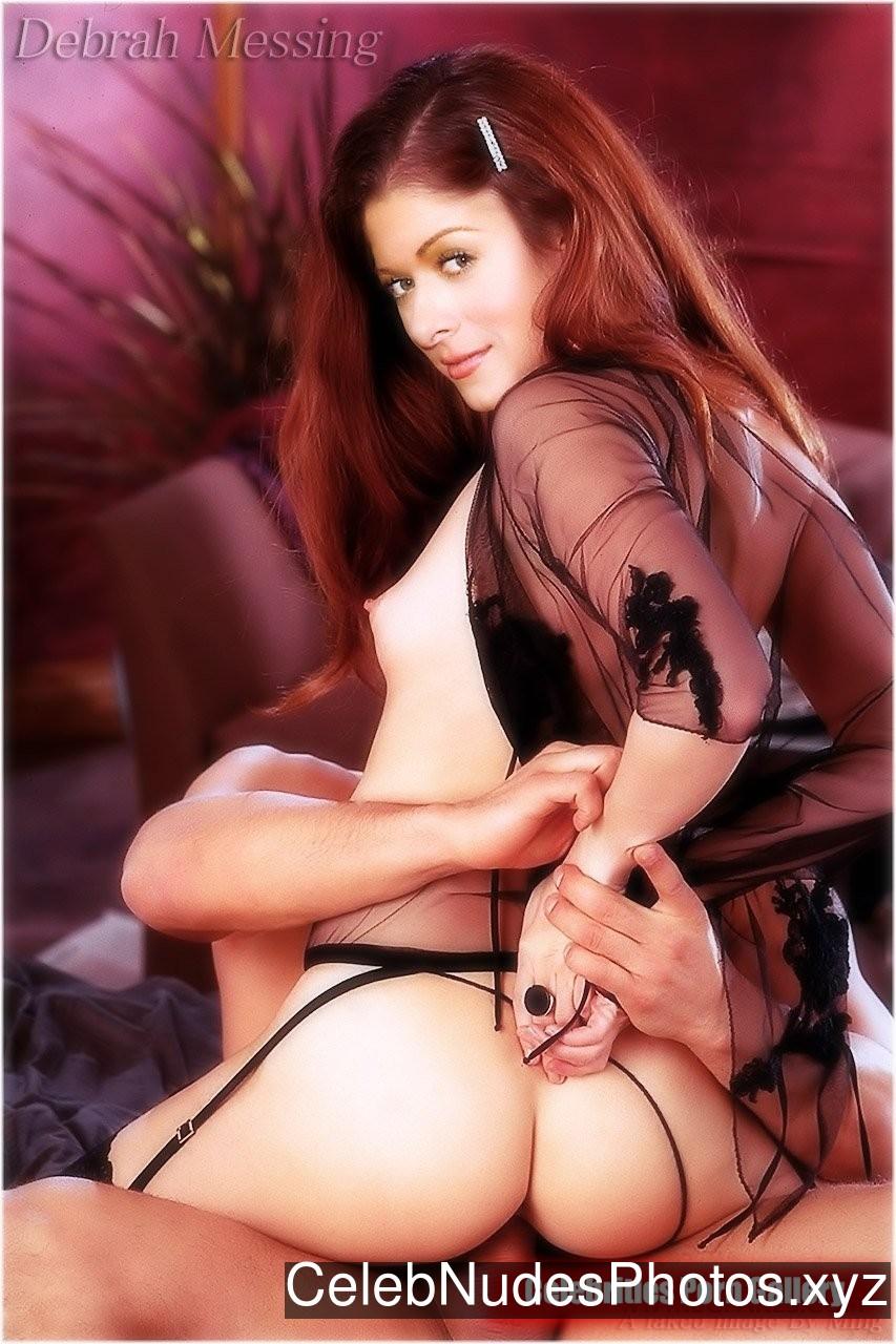 Debra Messing Nude Celeb Pic sexy 8