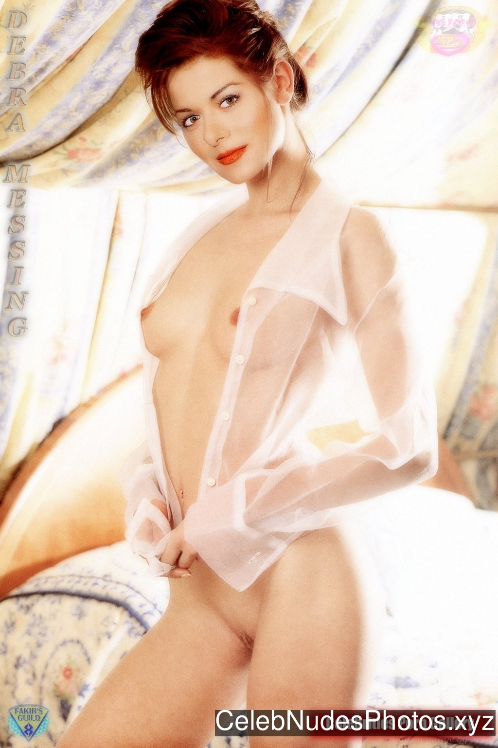 Debra Messing Best Celebrity Nude sexy 10