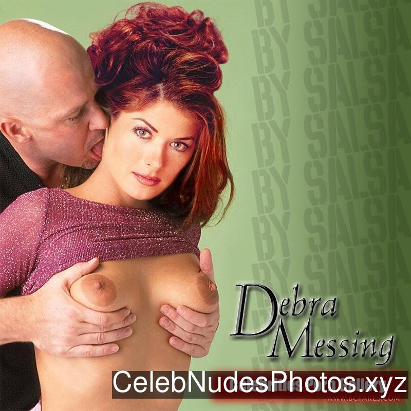 Debra Messing Celeb Nude sexy 17