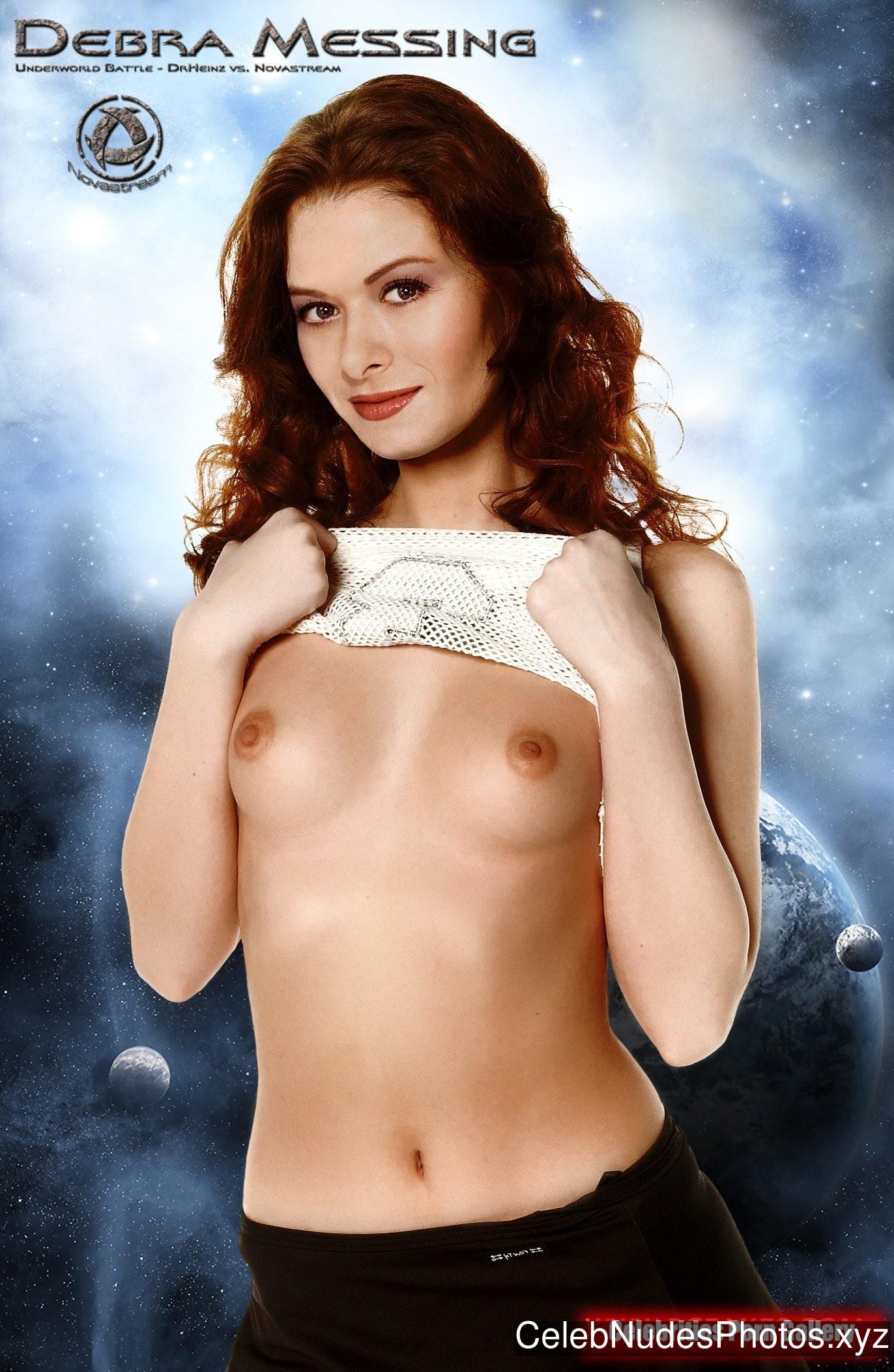 Debra Messing Free nude Celebrity sexy 18