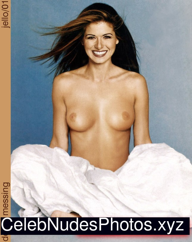 Debra messing nude images agree with