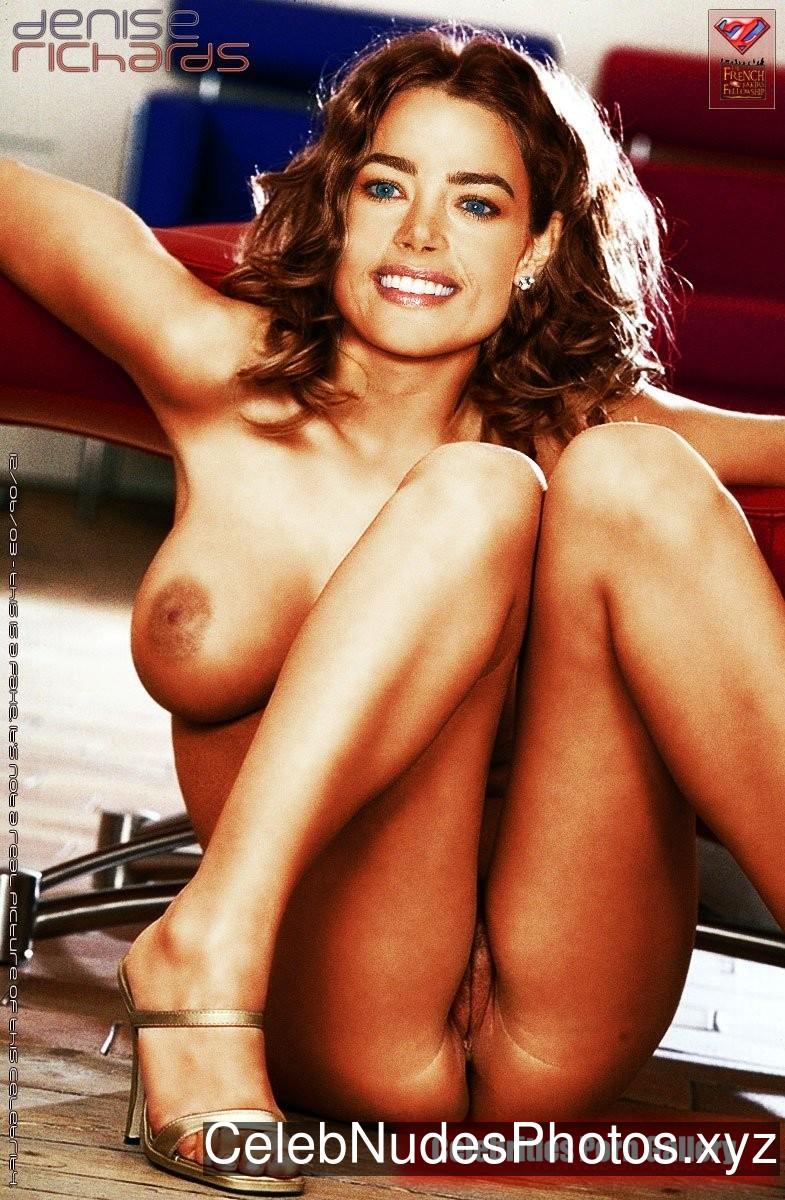Denise Richards Hot Naked Celeb sexy 10