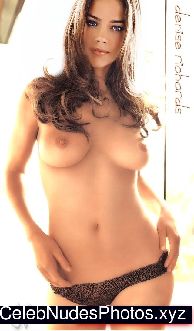 Denise Richards Celebrities Naked sexy 25