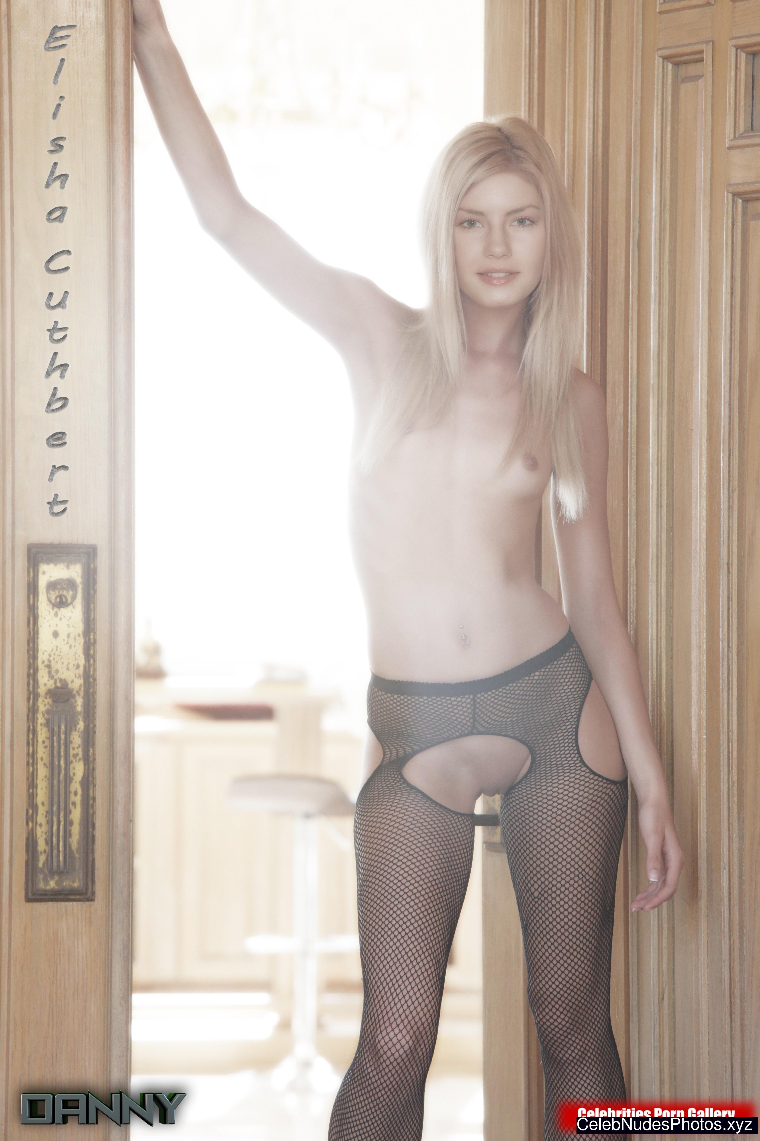 Elisha Cuthberth Nude 40