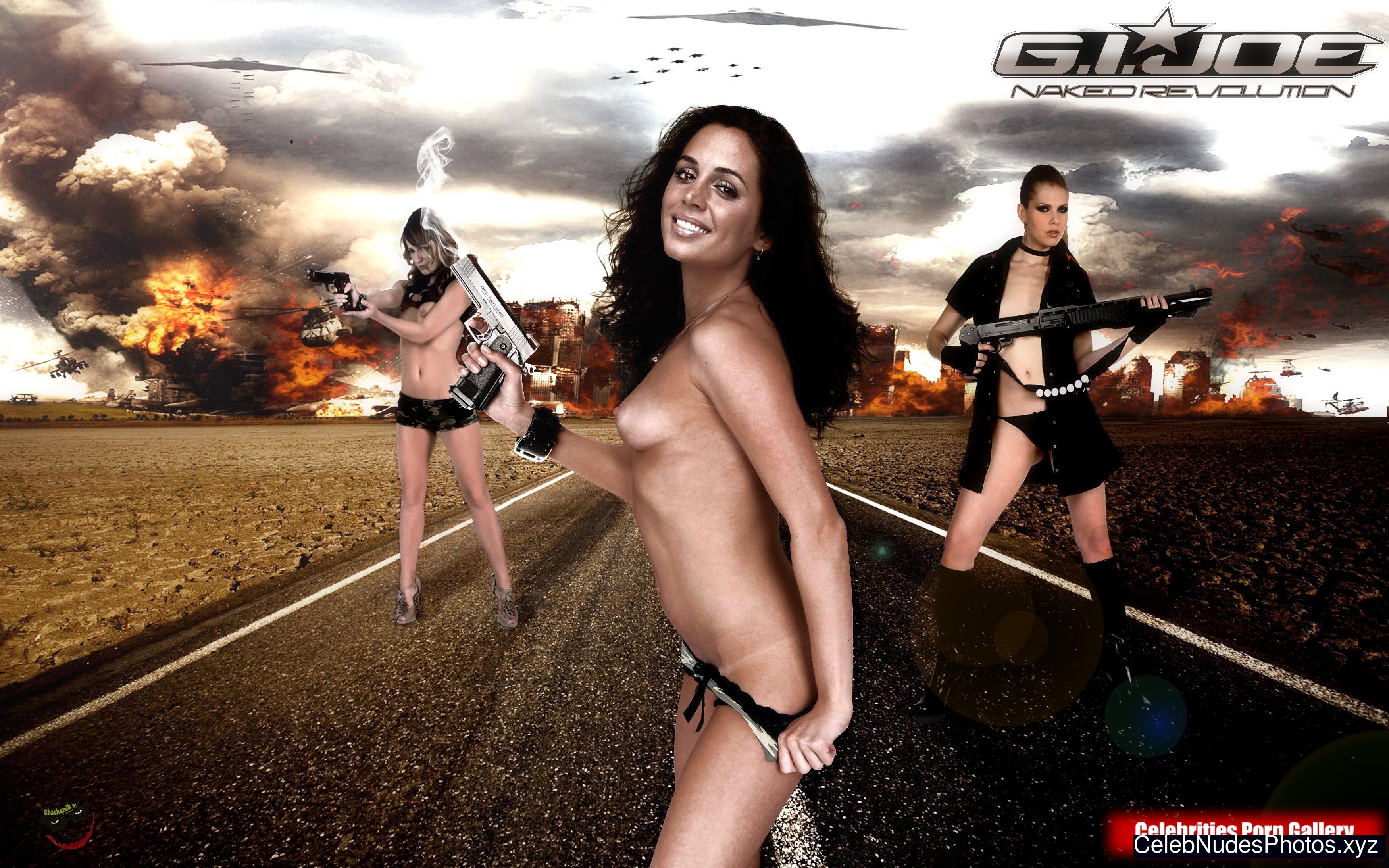 Eliza Dushku Celeb Nude sexy 16