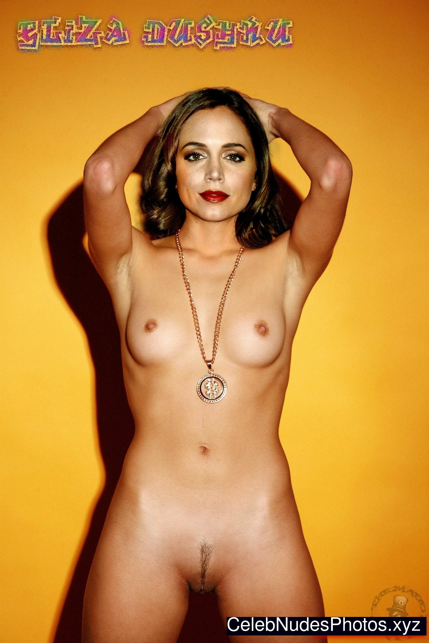 Eliza Dushku Celebrities Naked sexy 8