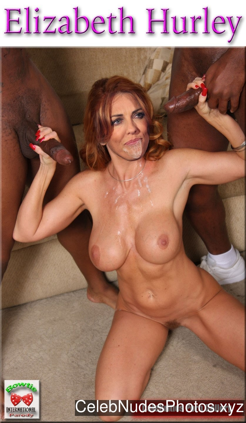 Elizabeth Hurley Newest Celebrity Nude sexy 3