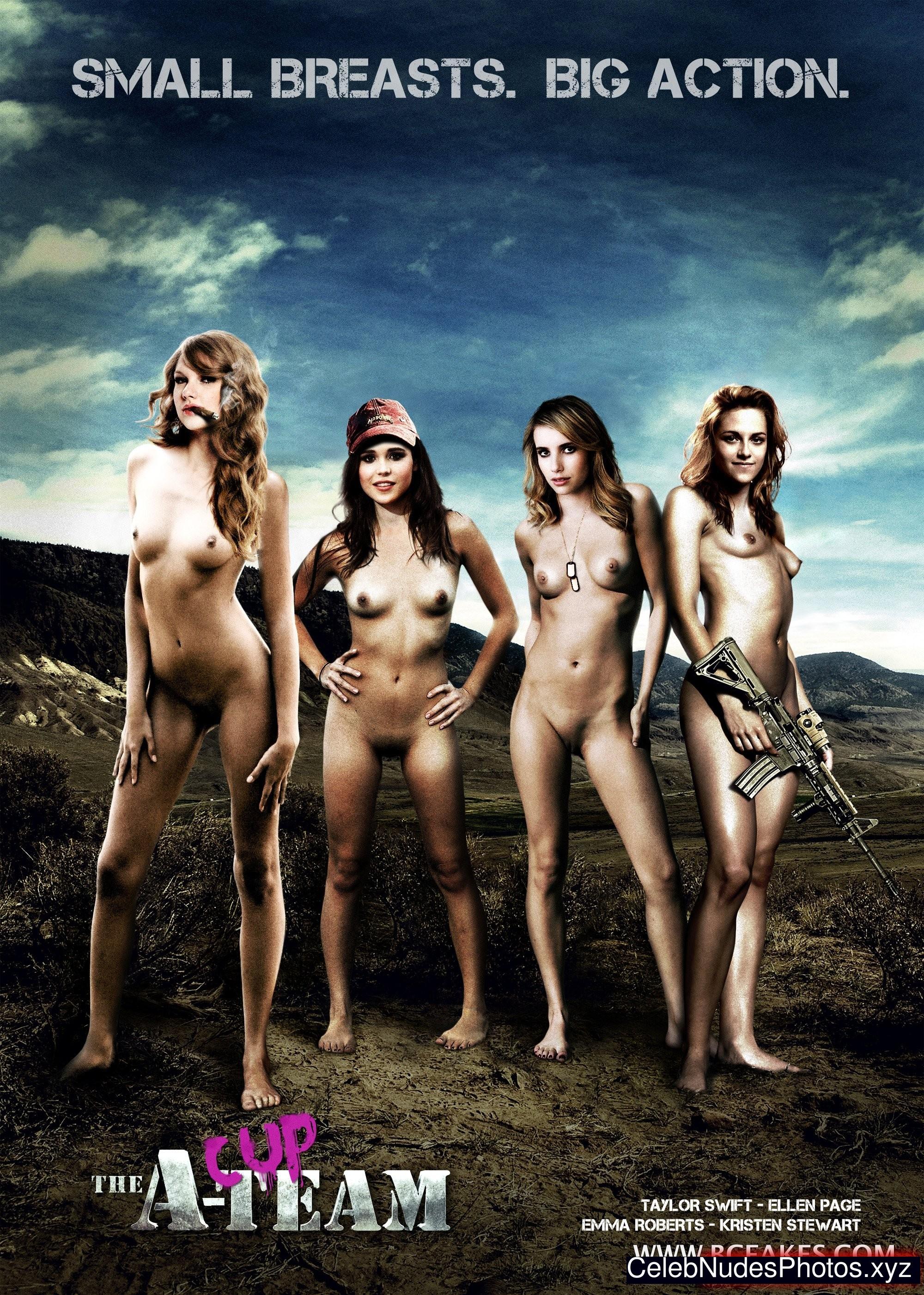 Ellen Page celebrity naked pics