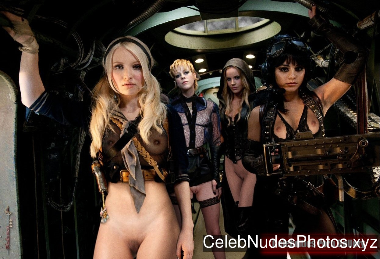 Emily browning naked pic