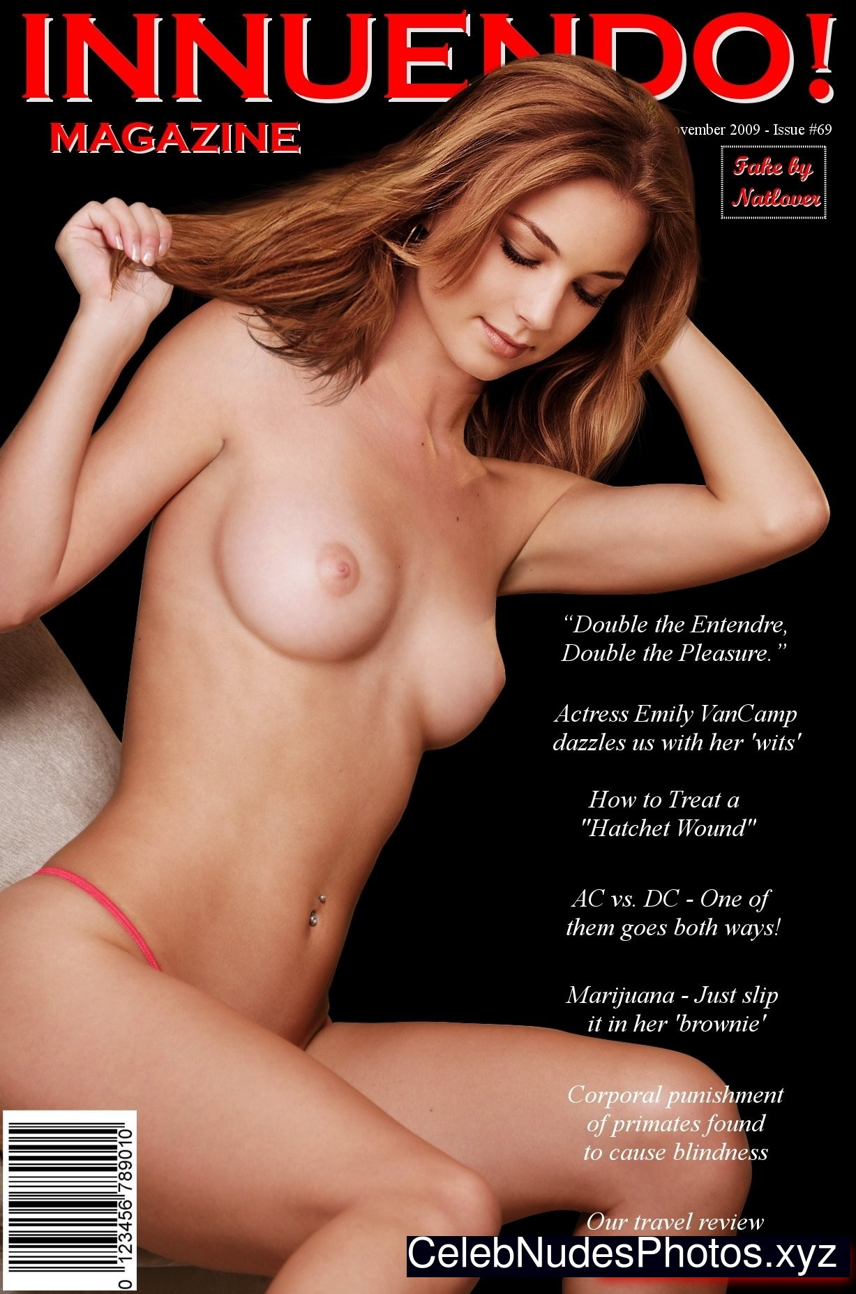 Like naked emily vancamp nude useful question