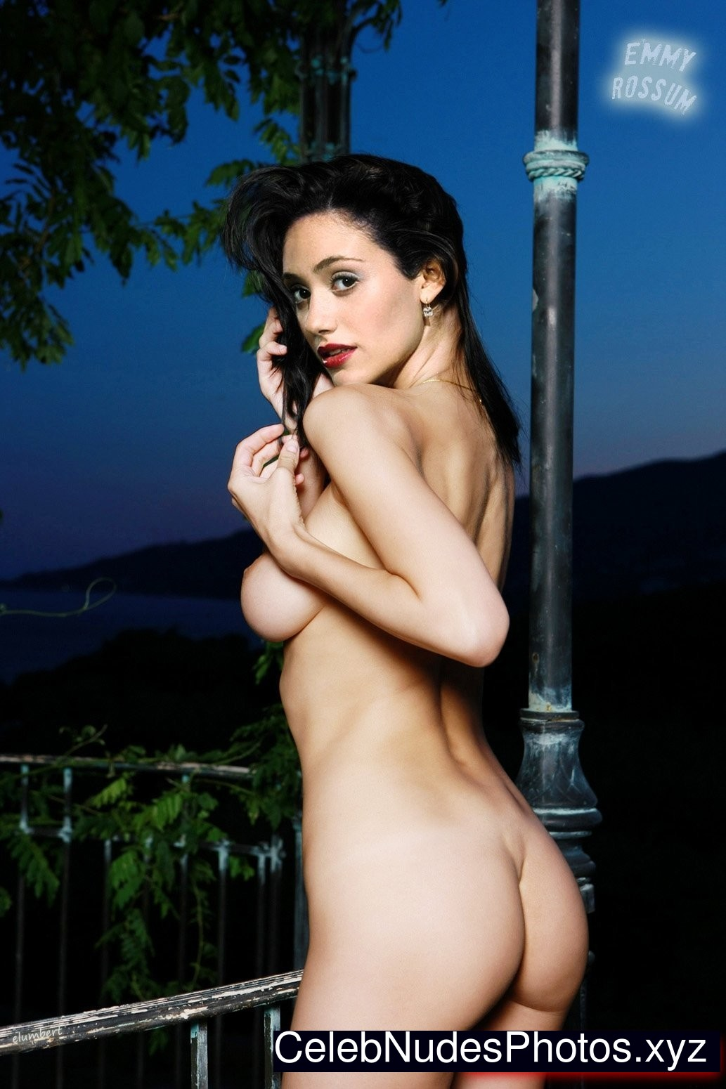Emmy Rossum Celebrities Naked sexy 6