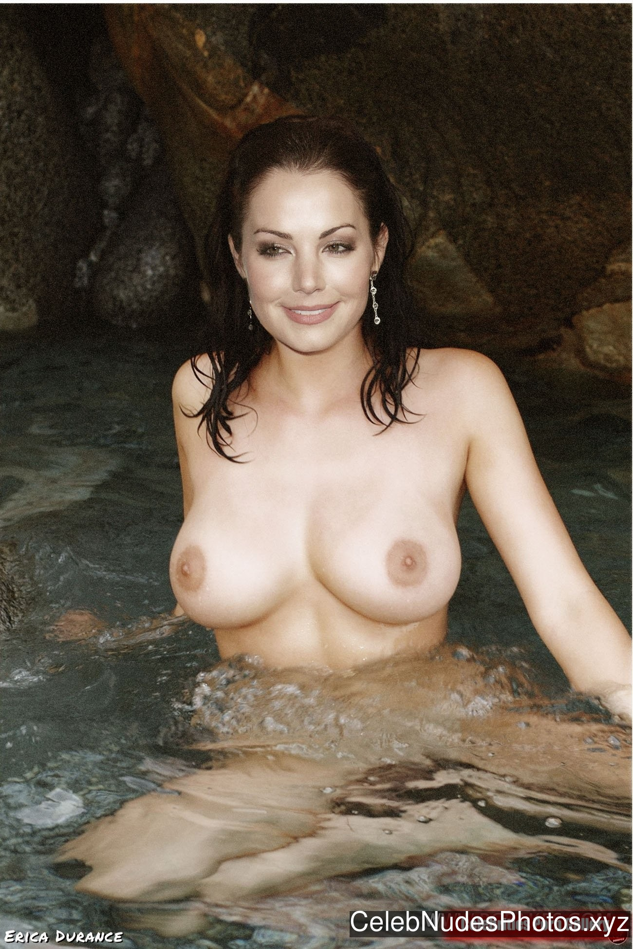 Think, erica durance topless