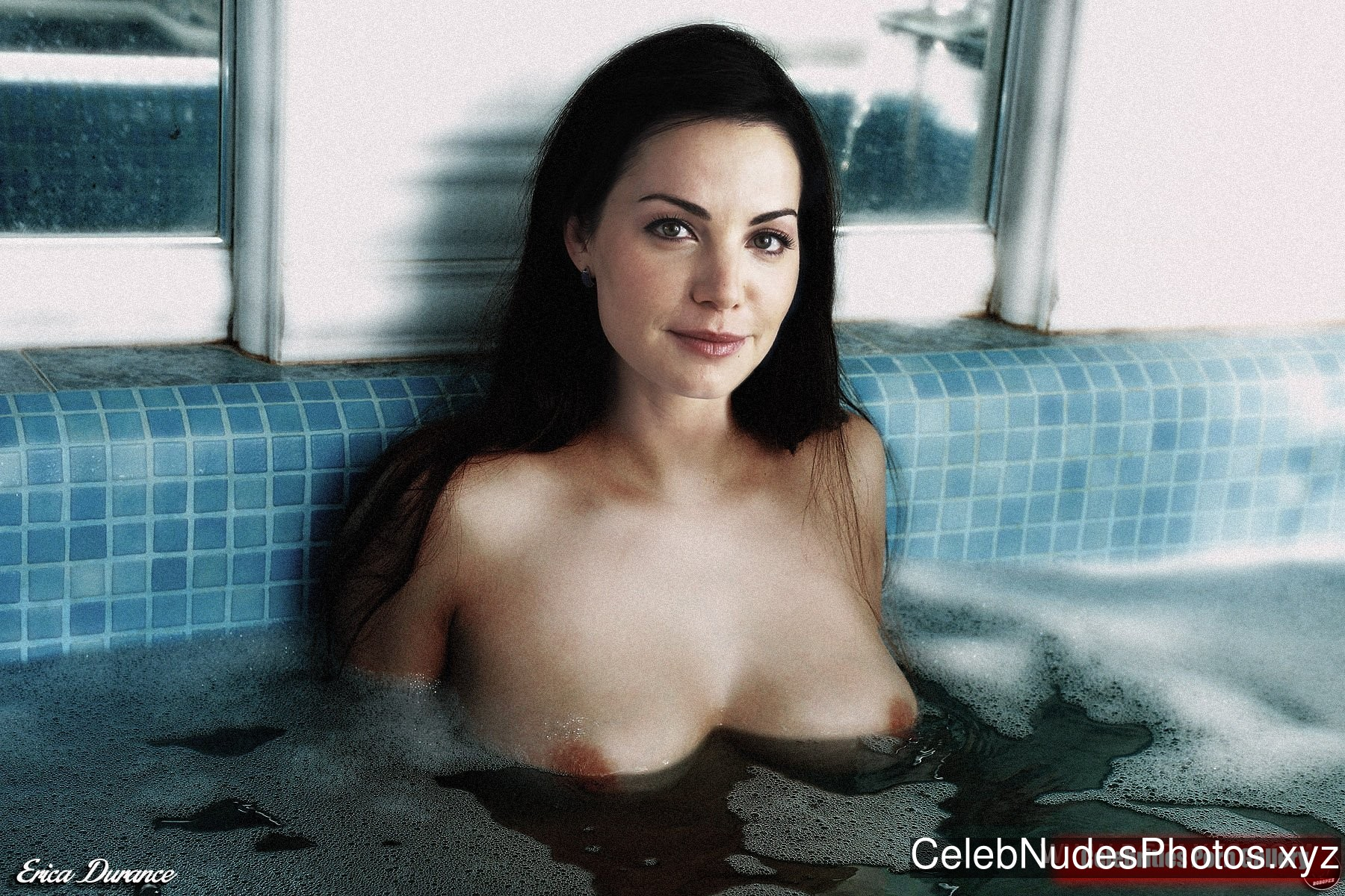 Erica Durance Celebrity Nude Pic sexy 6