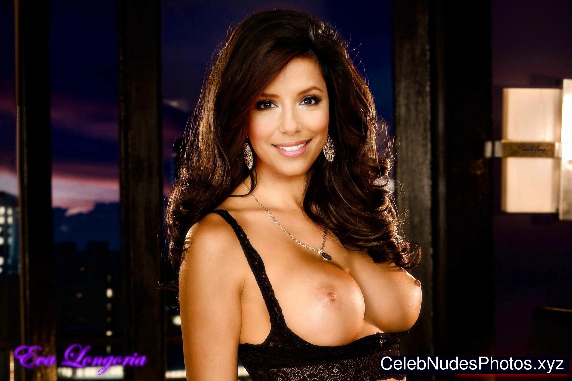 Eva Longoria Celebrity Nude Pic sexy 8