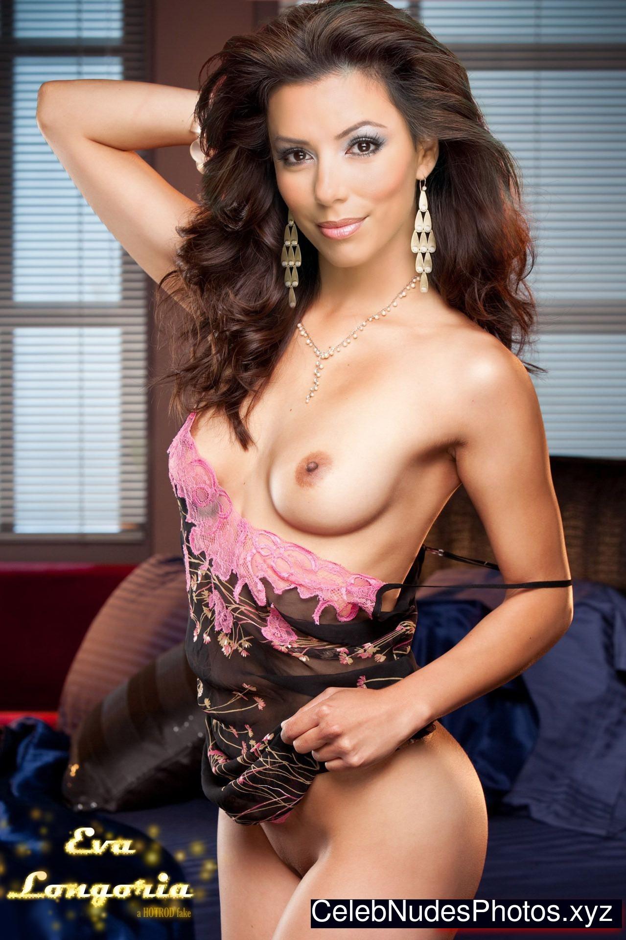 Eva Longoria Real Celebrity Nude sexy 11