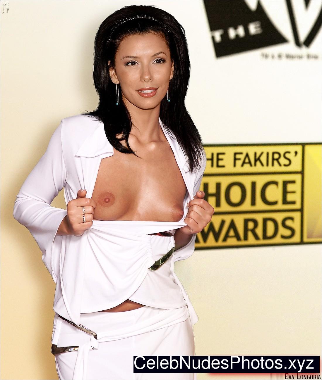 Eva Longoria Naked Celebrity Pic sexy 13