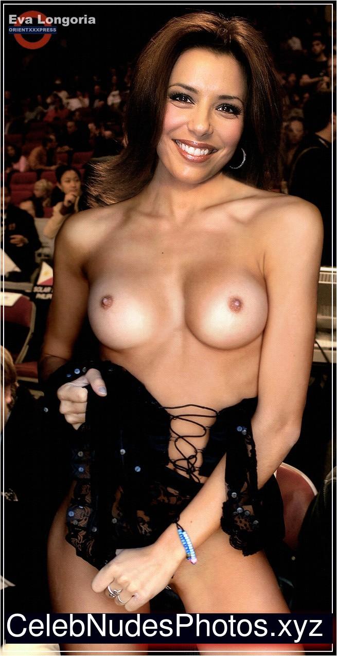 Agree Eva longoria nude tits