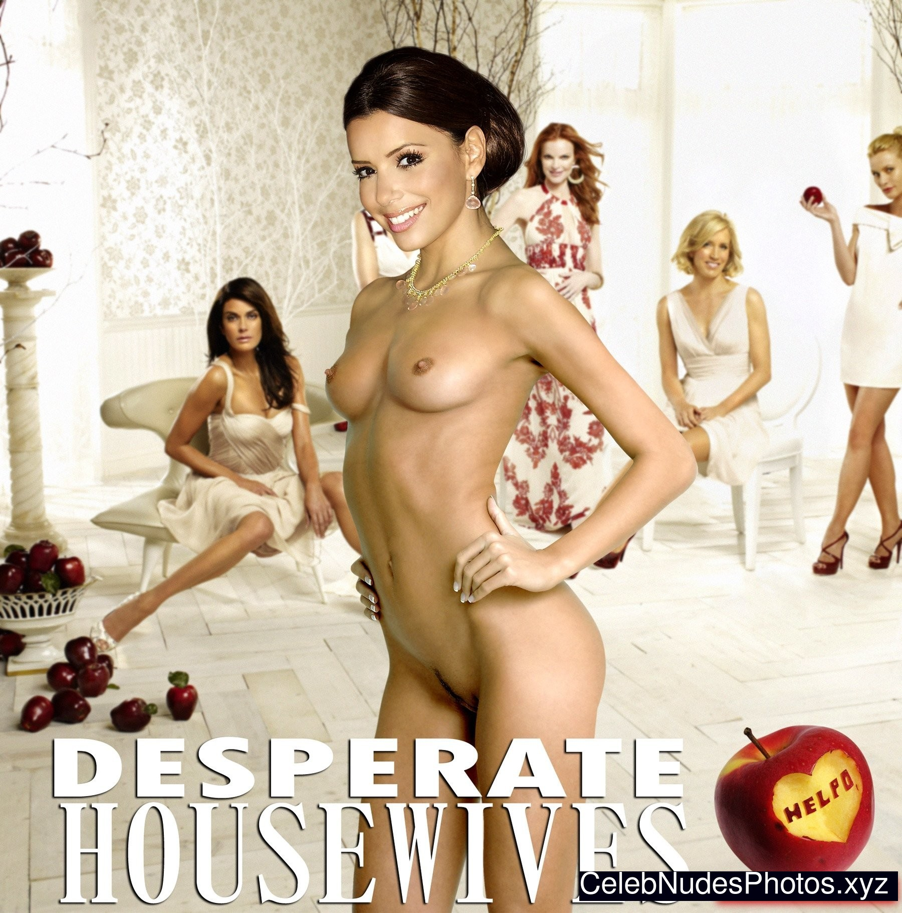 Has come eva longoria desperate housewives fakes completely