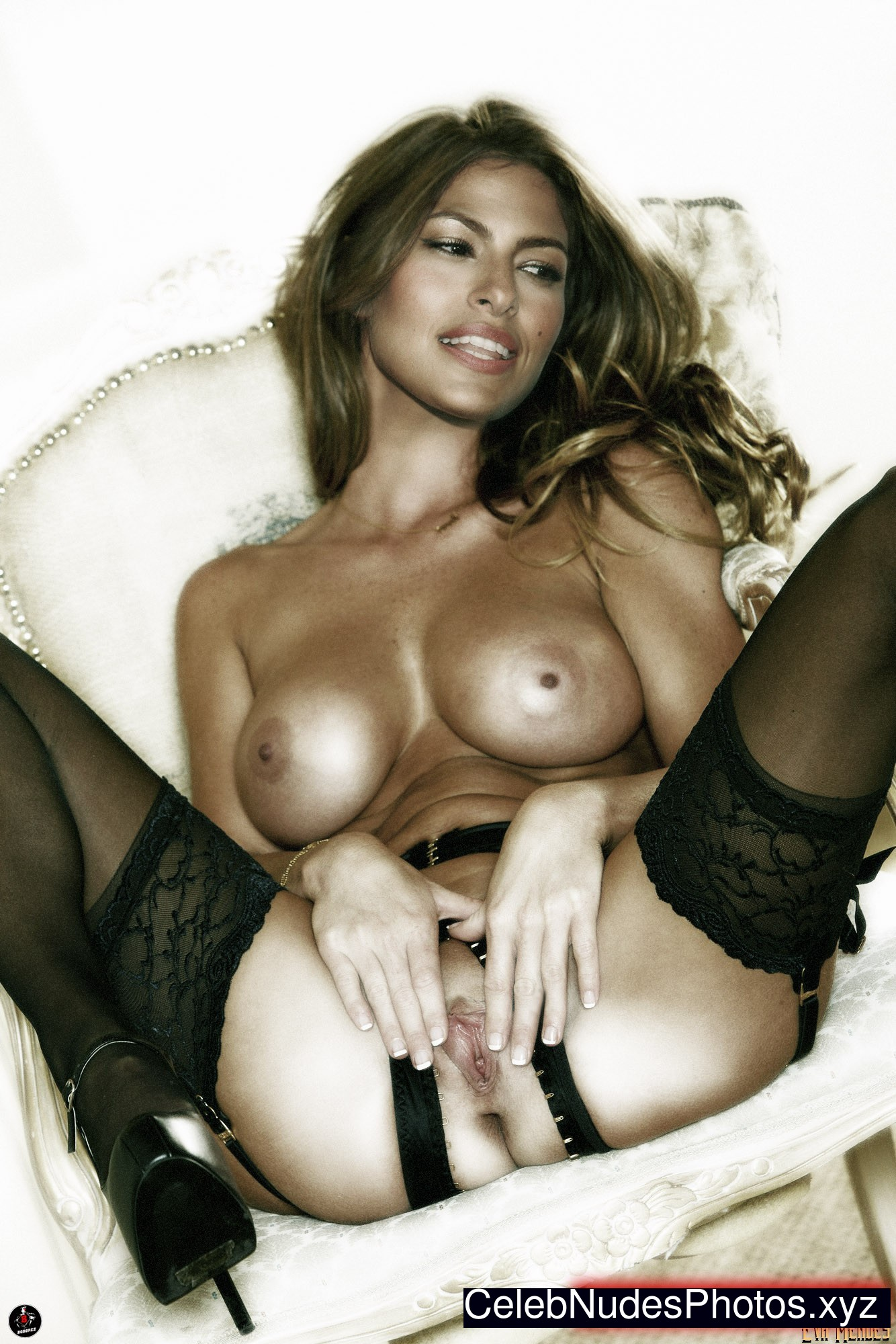 Accept. Sultry eva mendez naked pussy pity, that