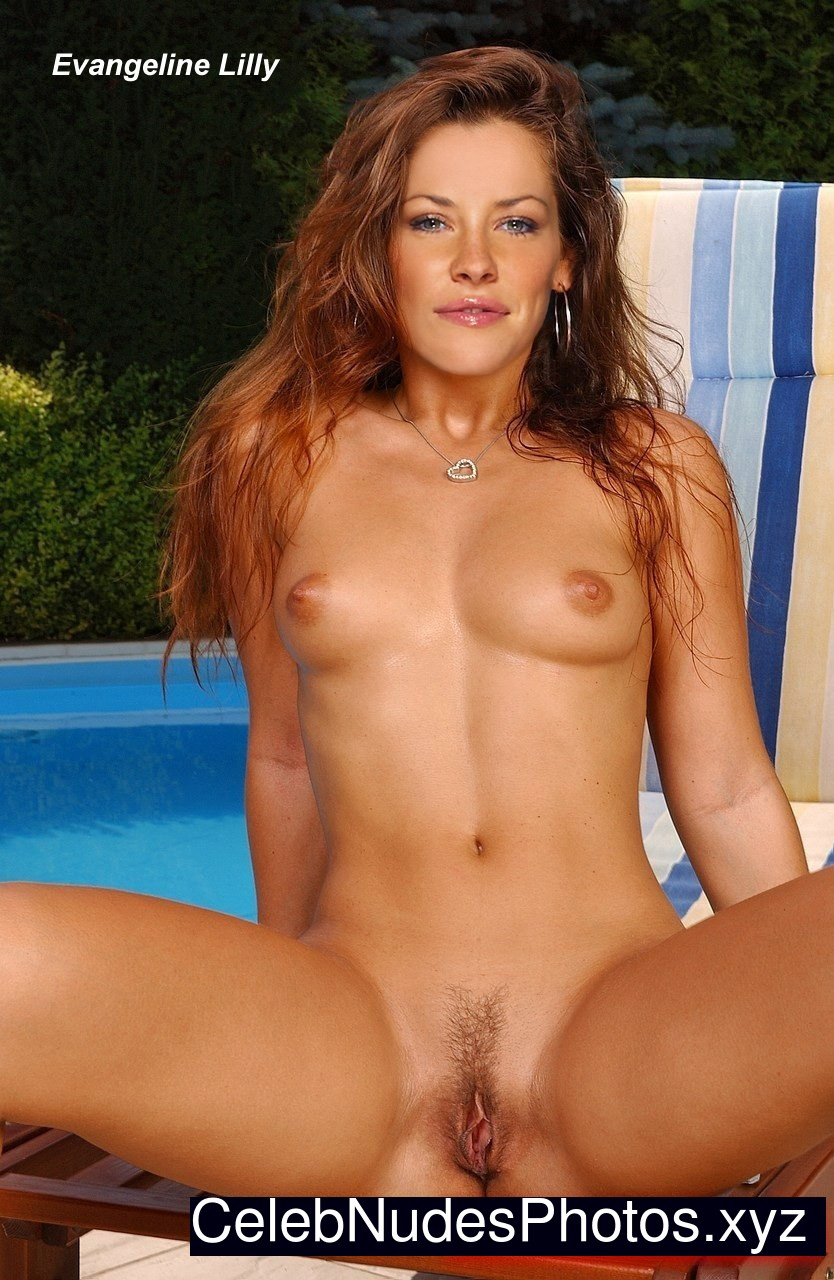 Evangeline Lilly Free nude Celebrity sexy 26