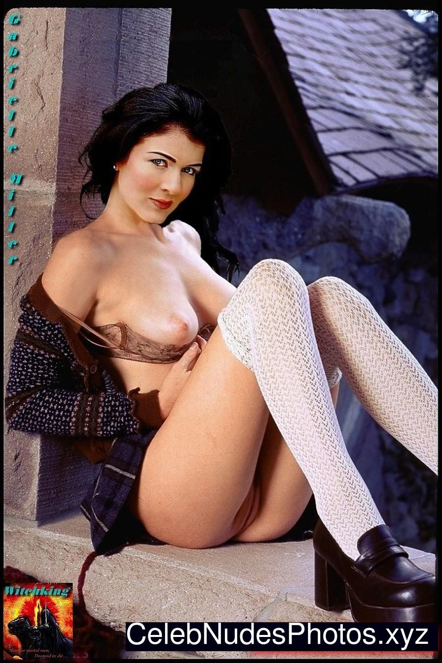 gabrielle love nude pic