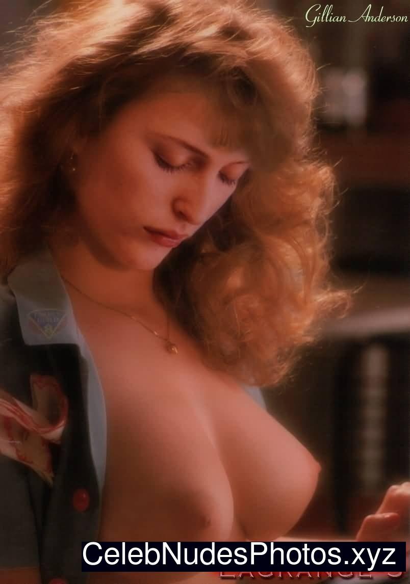 gillian anderson porn pics