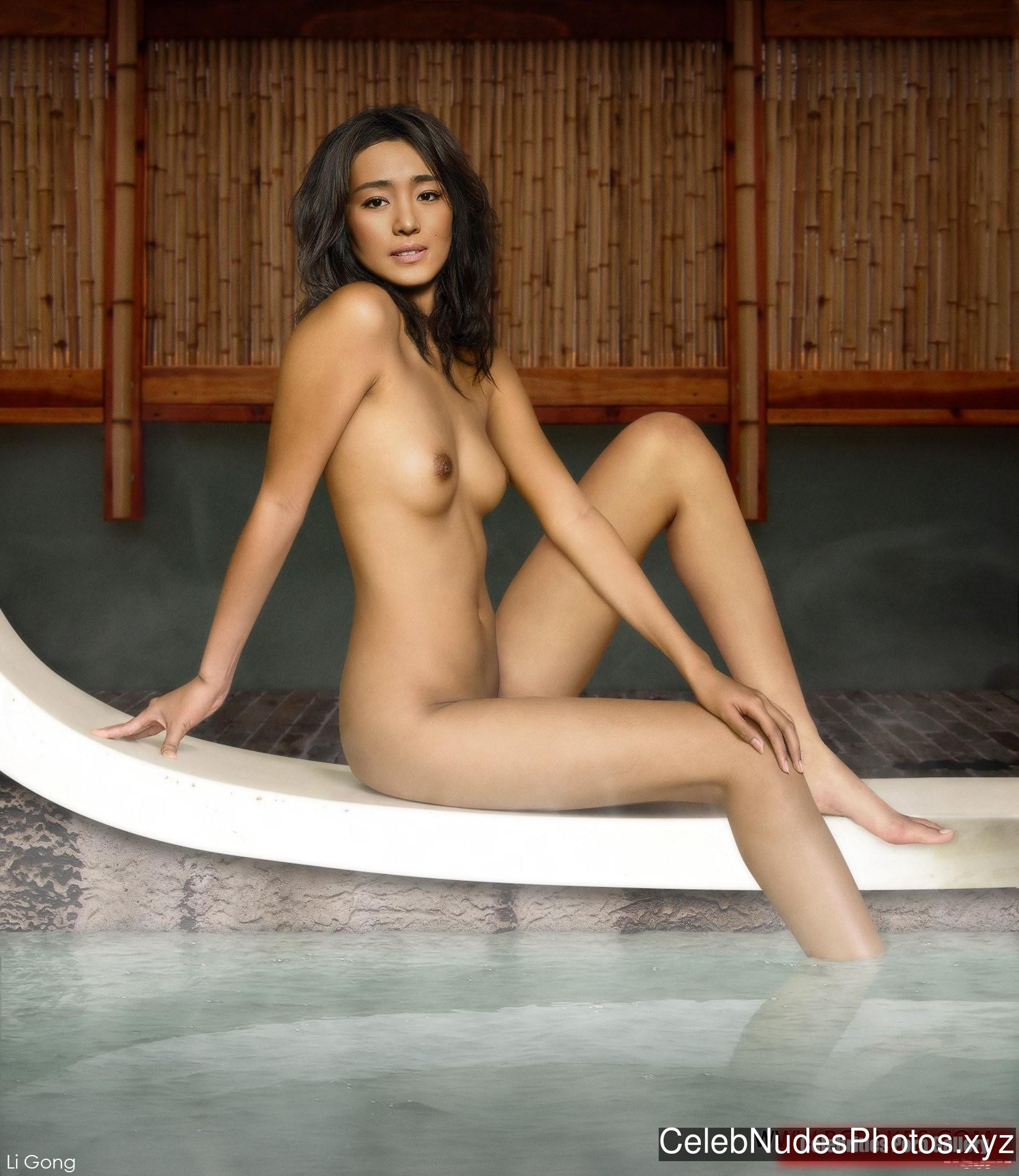 Gong li sex