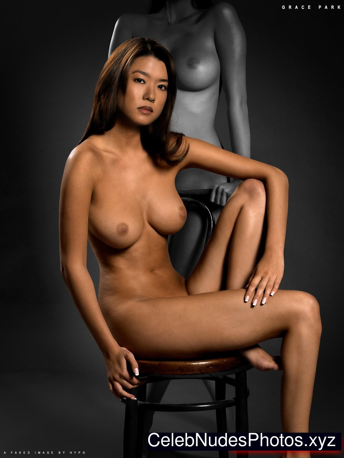 Gradually. grace park nude