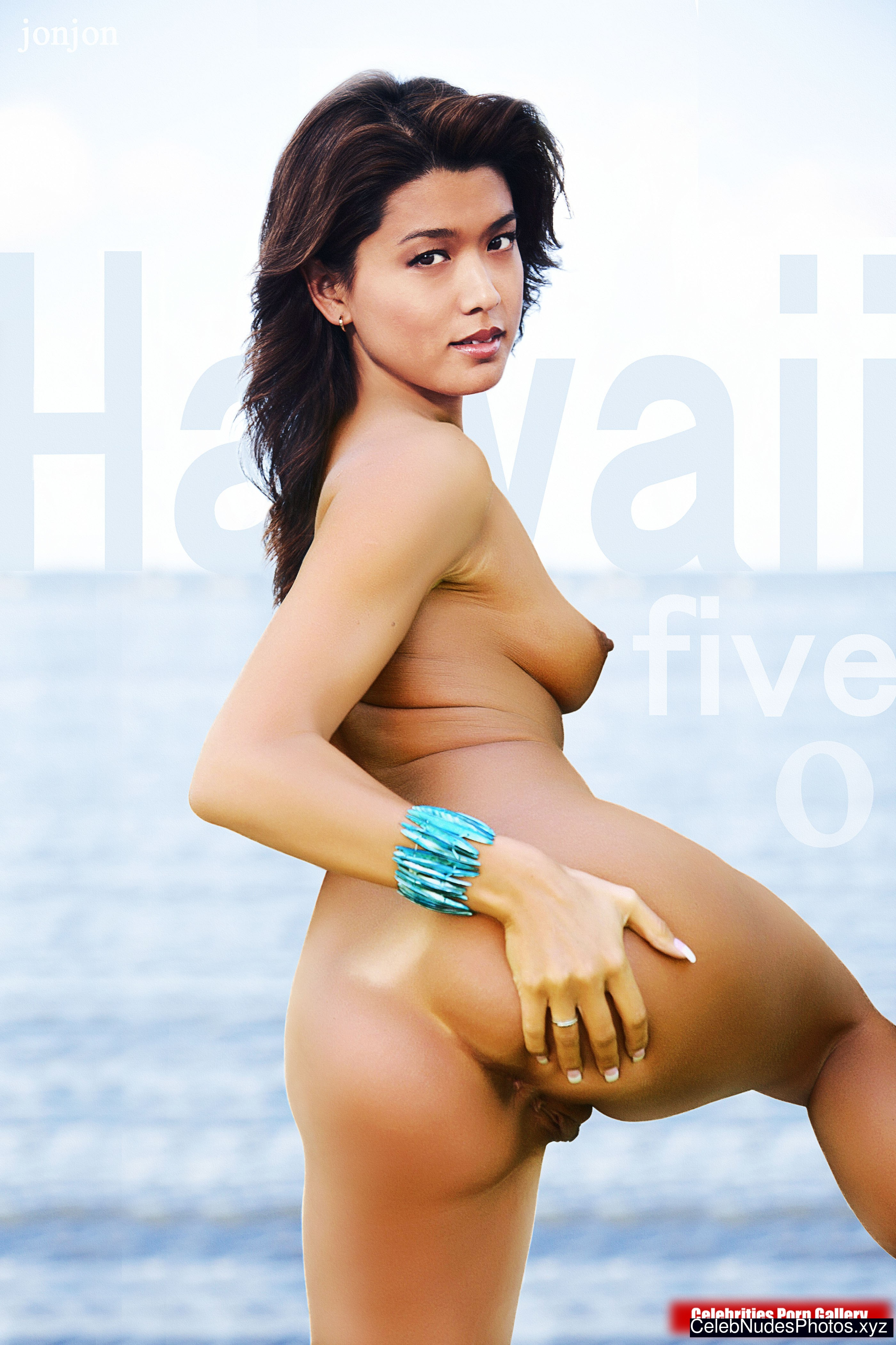 Grace Park Celebrities Naked sexy 2
