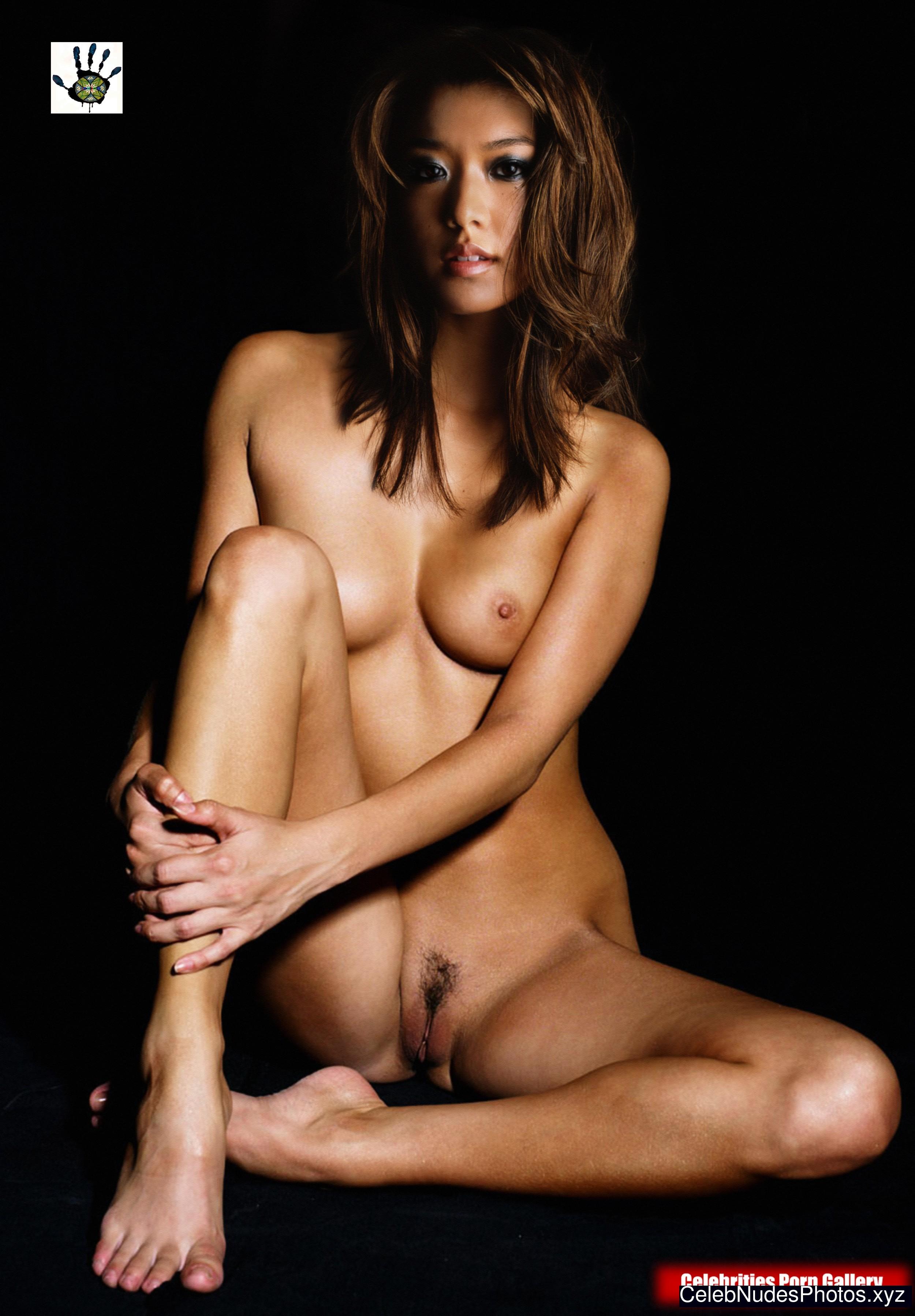 Grace Park Famous Nude sexy 6