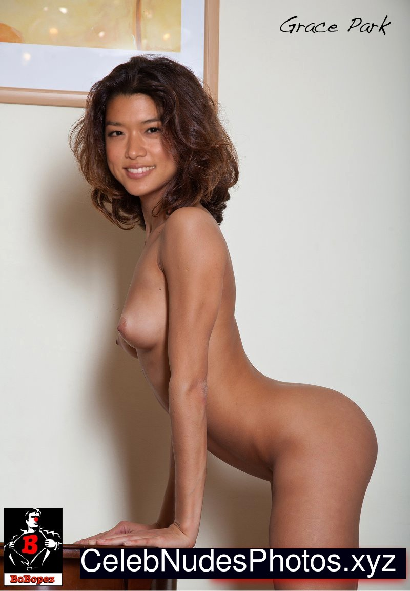 Grace Park Best Celebrity Nude sexy 11