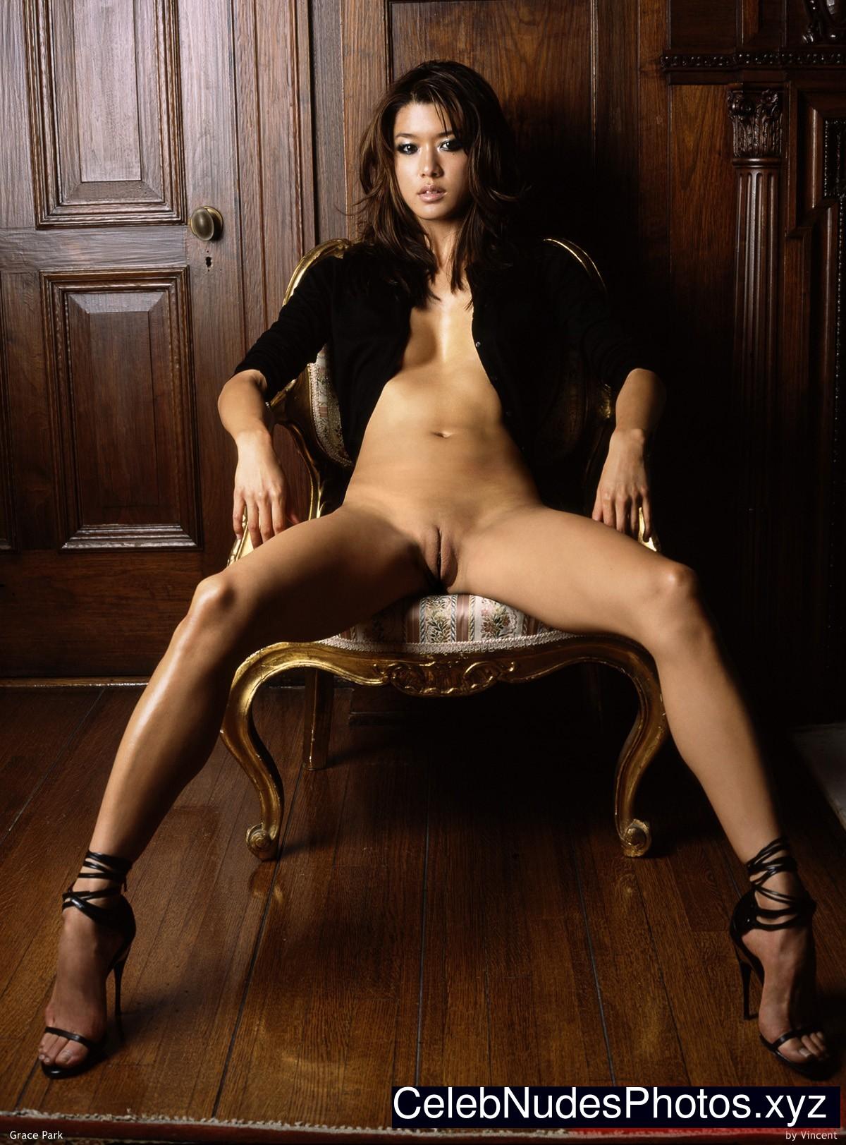 Grace Park Free nude Celebrity sexy 13