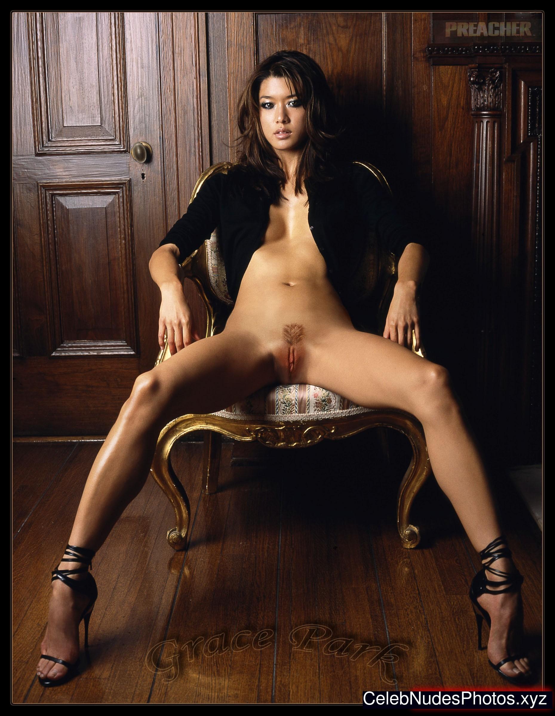 Grace Park Celeb Nude sexy 16