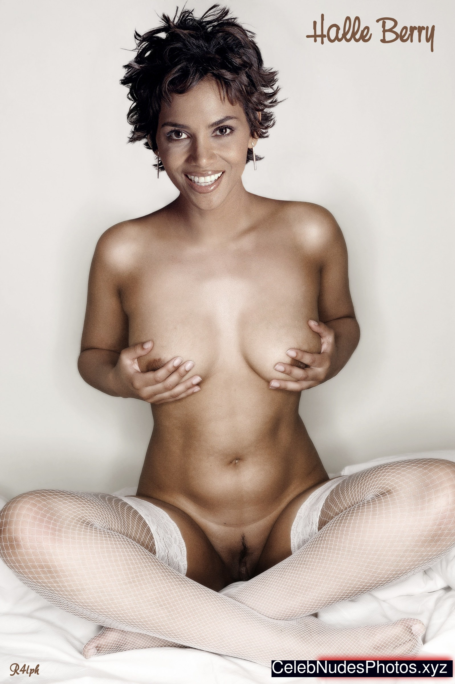 Halle Berry Nude Celeb Pic sexy 10
