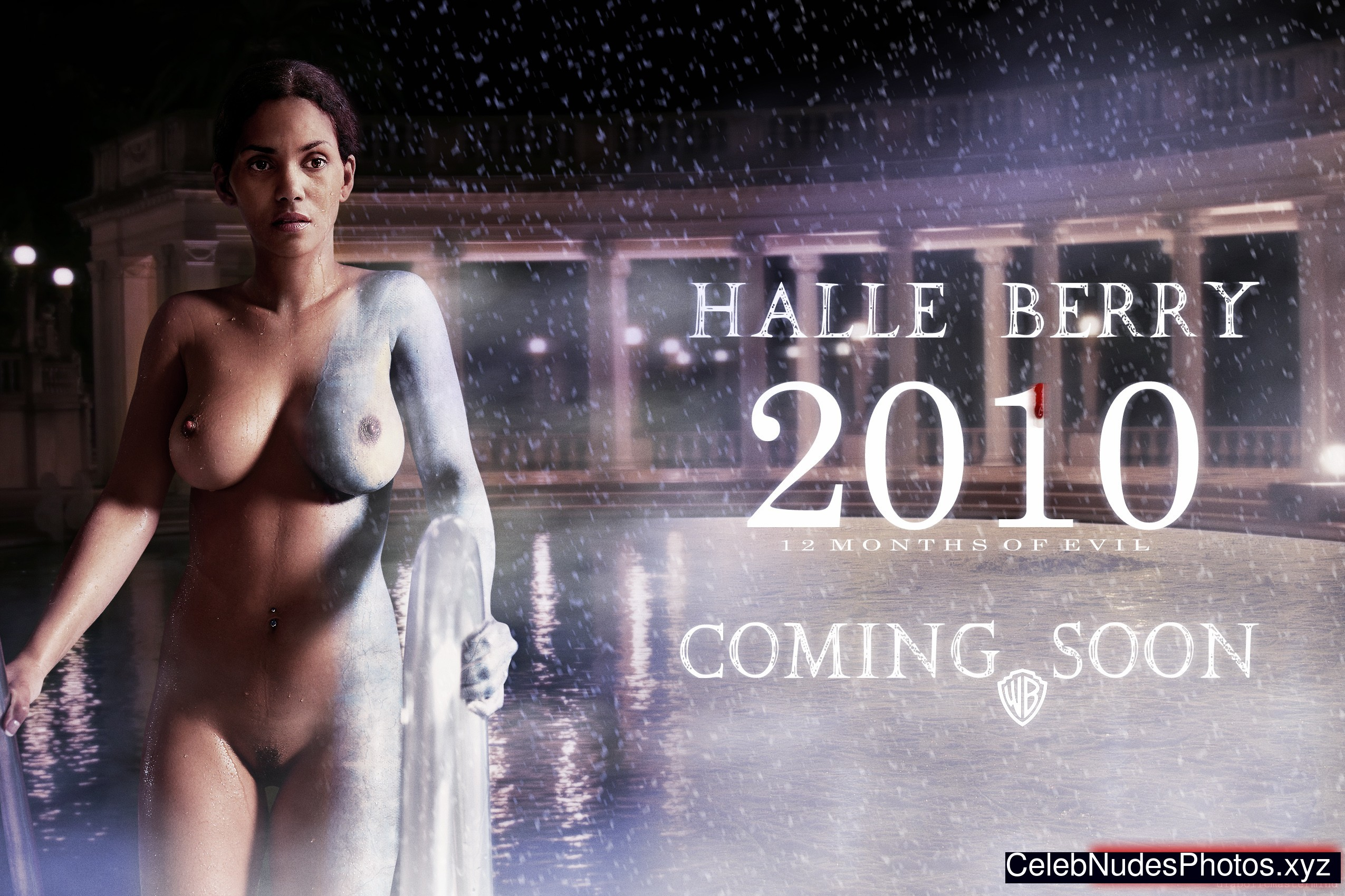 Halle Berry Celebrity Nude Pic sexy 19