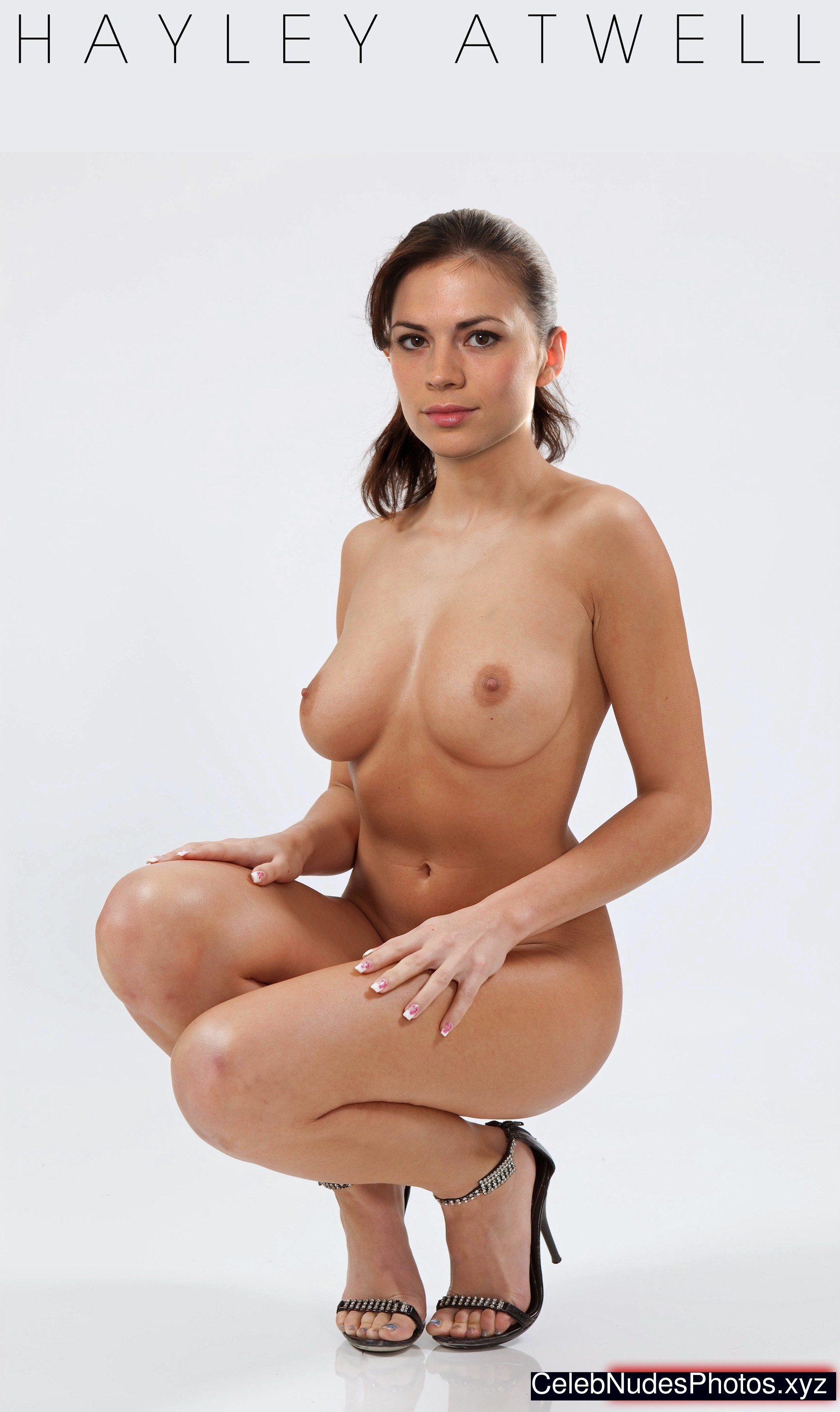 Hayley Atwell Celebrity Leaked Nude Photo sexy 5