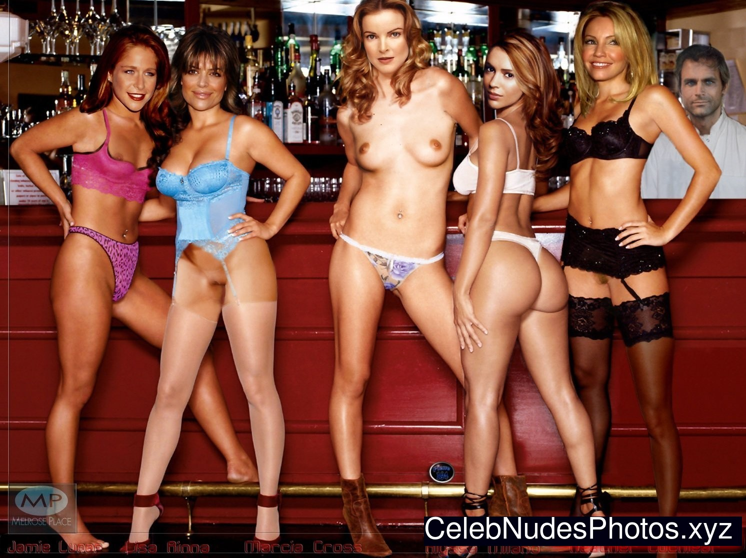 Heather Locklear celebrity naked