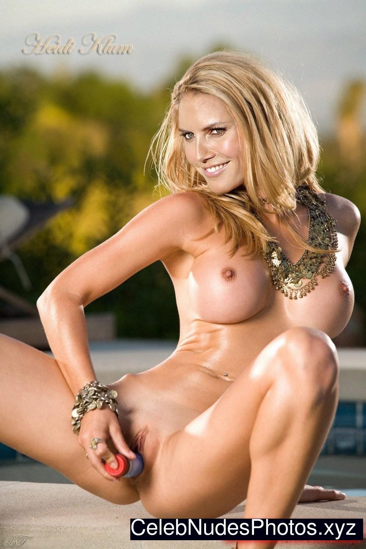Nude pictures of heidi klum