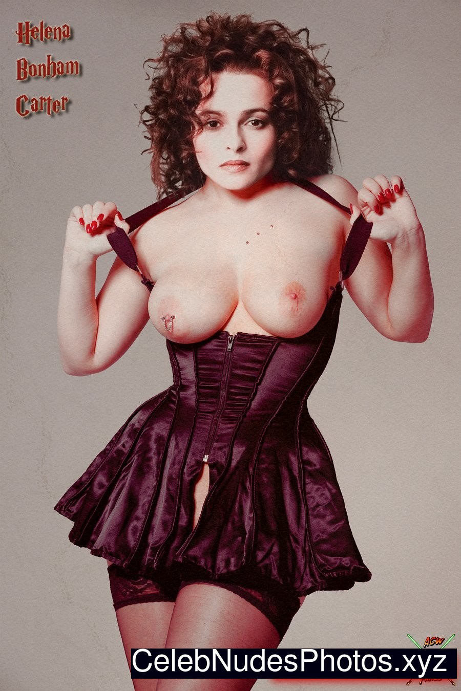 Helena bonham carter nude opinion you