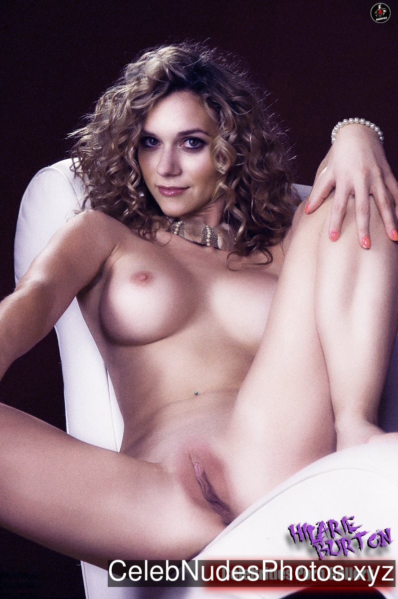 Hilarie Burton Naked Celebrity sexy 3